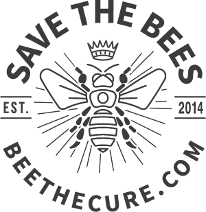 save the bees logo