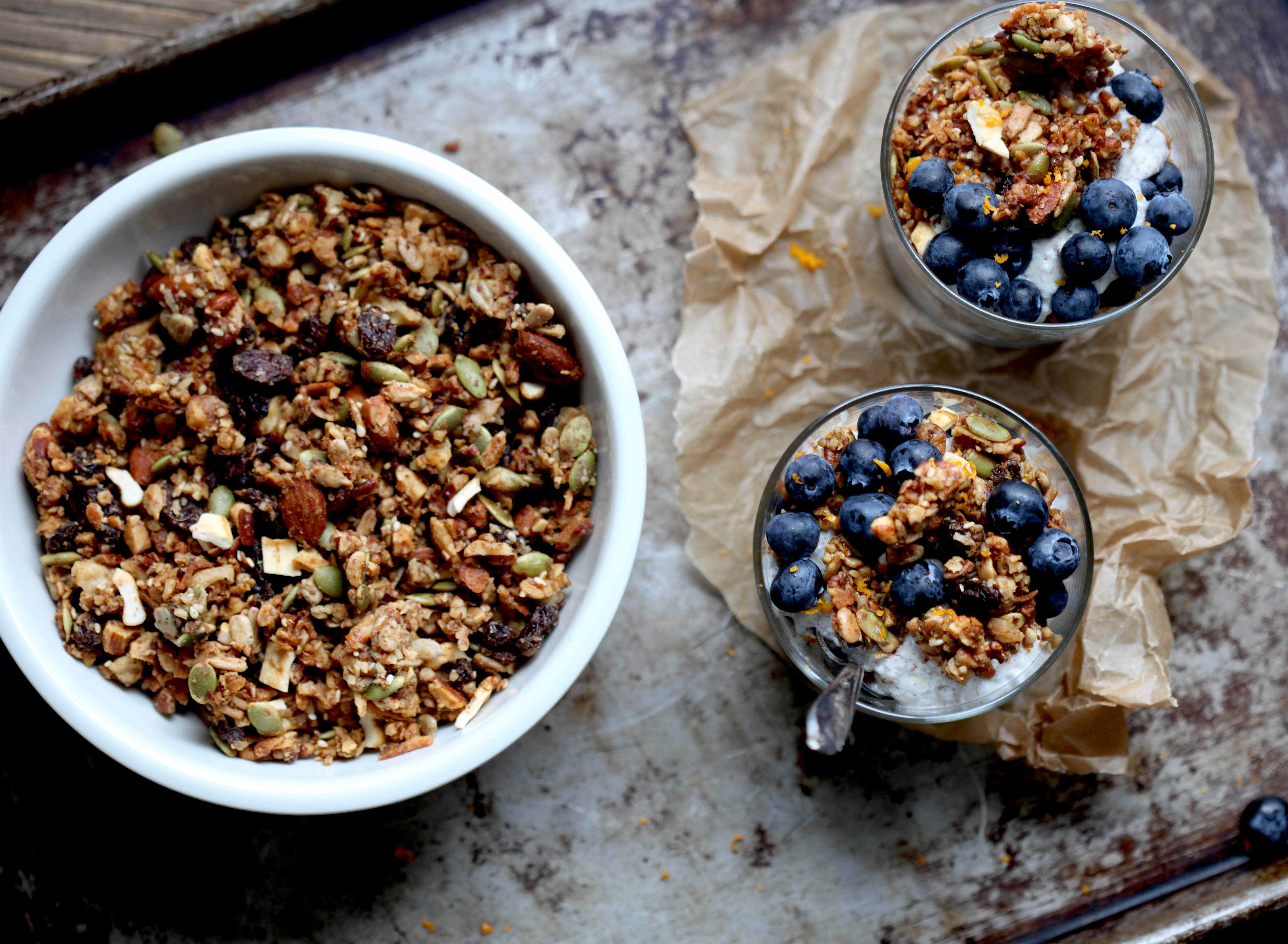 Gluten-Free Superfood Cereal