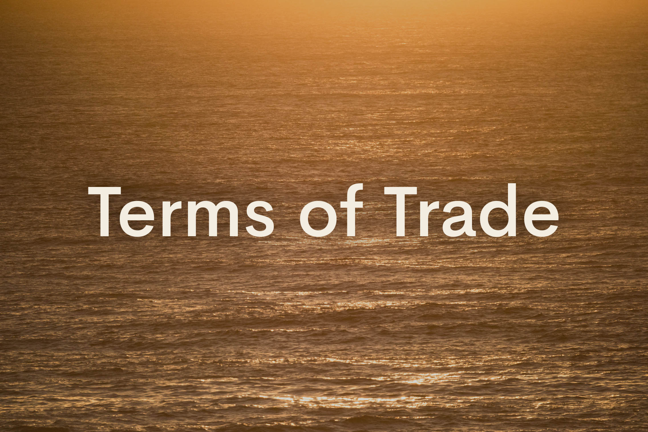 Terms-of-Trade